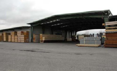 Instalación operativa / sede central cerca de 2.425 pueblo níquel , unos 60.000 m² , Compra (Objekt Nr. 050/00685)