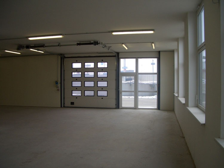 Instalación Operacional / sede central - cerca Brunnerstrasse (Objekt Nr. 050/00908)